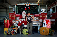 2017 Canaveral Fire Rescue Family Xmas