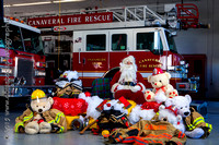 2015 Canaveral Fire Rescue Christmas
